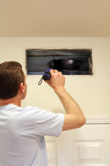 Air Duct Cleaning by Clean Scene Pro