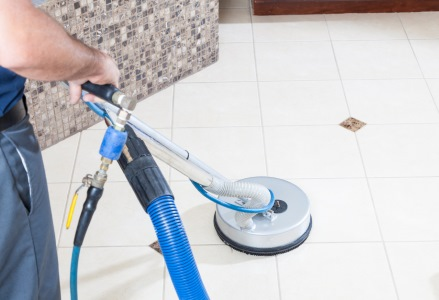 Tile & grout cleaning in Stone Mountain by Clean Scene Pro
