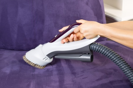 Upholstery cleaning by Clean Scene Pro