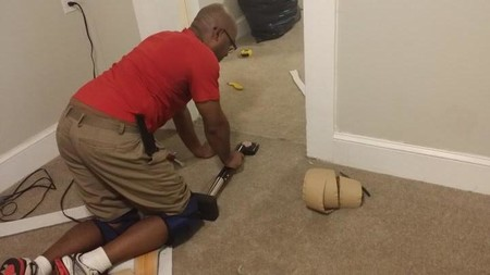 Carpet Stretching & Carpet Repair by Clean Scene Pro in SE Atlanta, GA