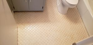 Before & After Tile Floor Cleaning in Tucker, GA (1)