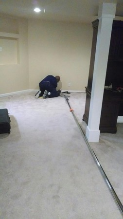 Carpet Stretching in Alpharetta, GA