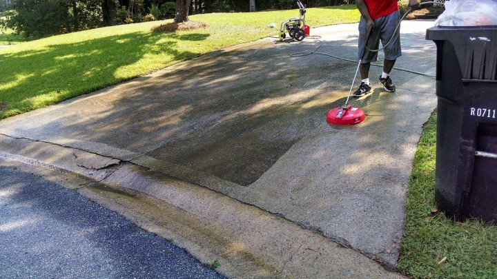 Pressure Washing in Buford, GA