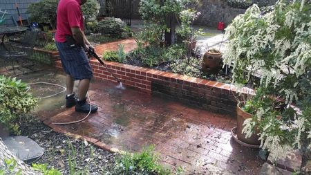 Pressure Washing by Clean Scene Pro in Atlanta, GA