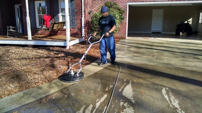Power washing Loganville, GA