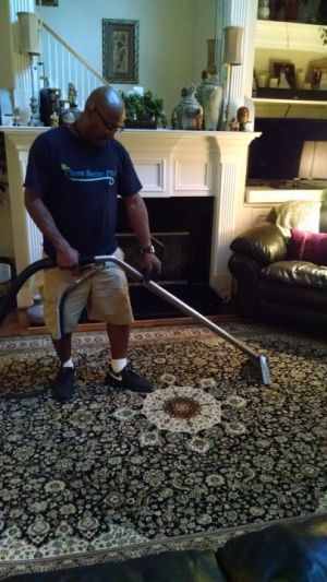 Oriental rug cleaning in Decatur by Clean Scene Pro